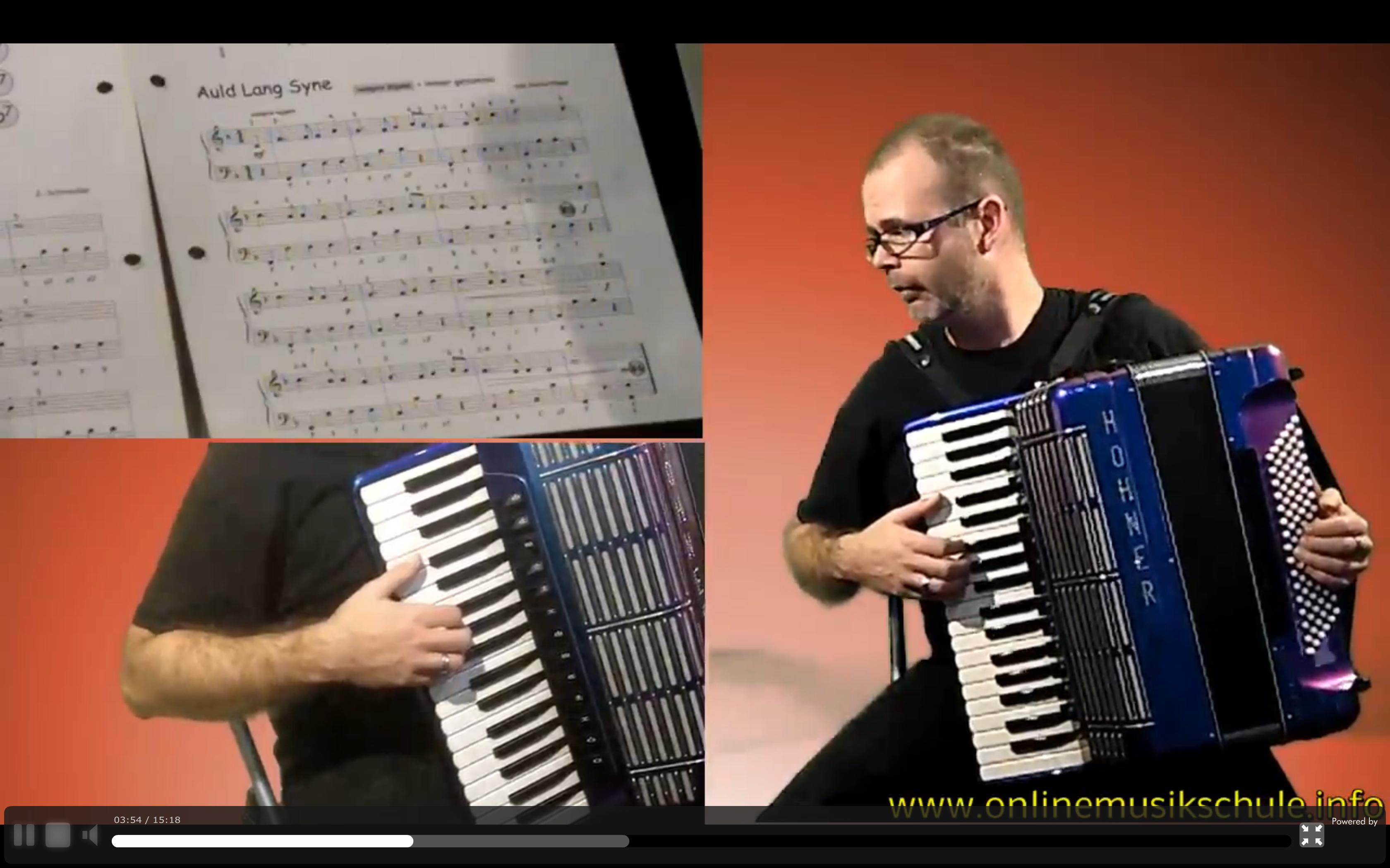 akkordeon lernen onlinemusikschule kurs 5