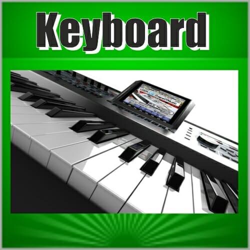 keyboard spielen lernen